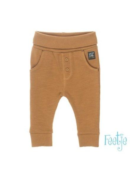 Feetje Baby Broek Color: Camel