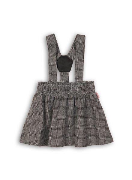 Koko Noko Girls skirt with suspenders