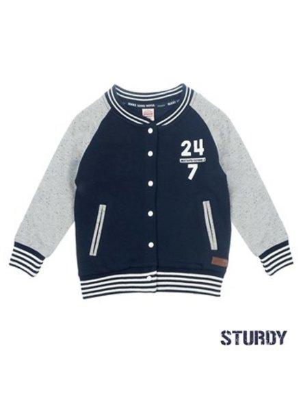 Sturdy Boys Sweat Vest Color: marine
