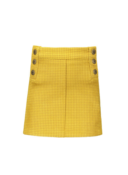 Like Flo Girls imi suede skirt Color: oker