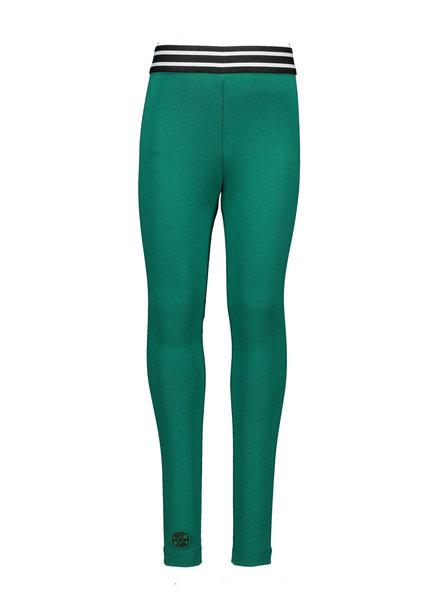 B.nosy Girls basic legging Color: emerald green