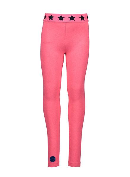B.nosy Girls basic legging Color: shocking pink