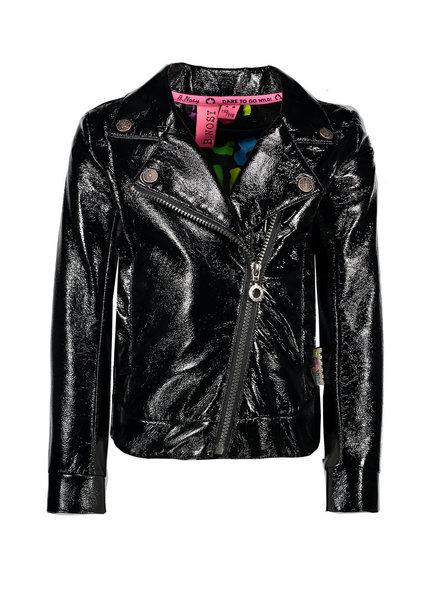 B.nosy Girls biker jacket Color: black