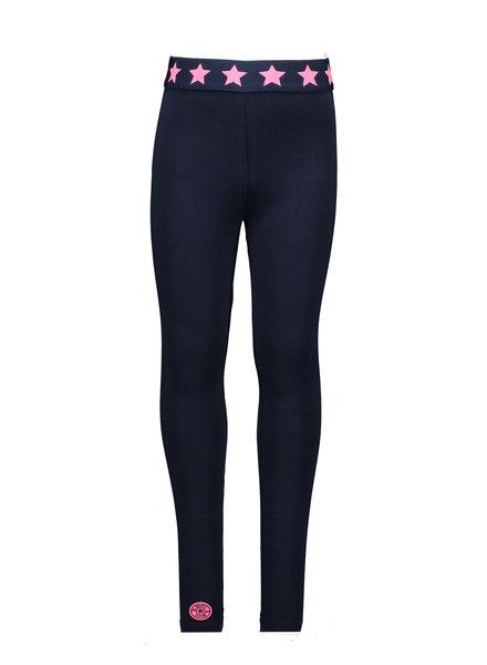 B.nosy Girls basic legging Color: ink blue
