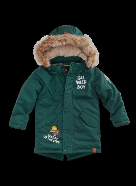 Z8 Baby Boys winterjacket Michiel Color: bottle green