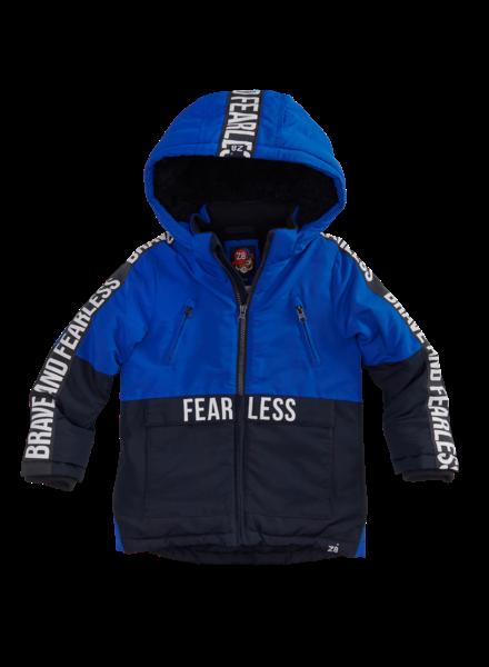 Z8 Boys Winterjacket Damian Color: brilliant blue