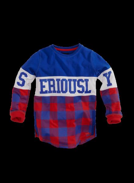 Z8 Boys sweatshirt Ricardo Color: brilliant blue