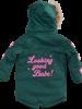 Z8 Baby Girls Winterjacket Marijntje Color: bottle green