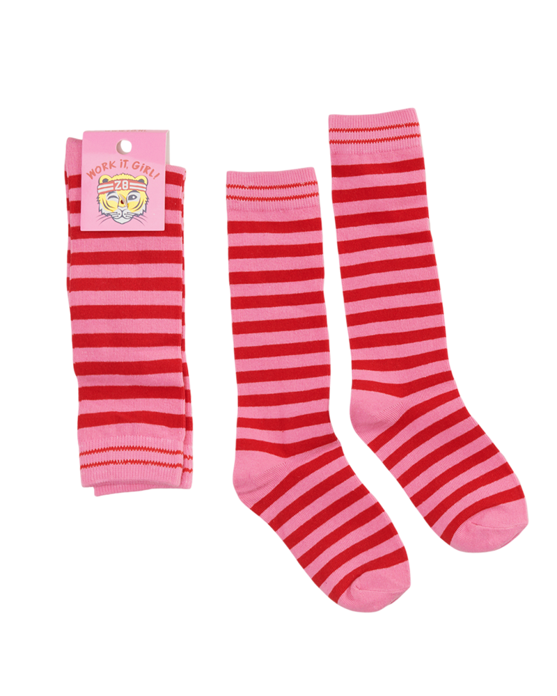 Z8 Girls Socks Valerie Color: popping pink