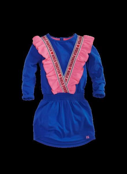 Z8 Girls Dress Marte Color: brilliant blue