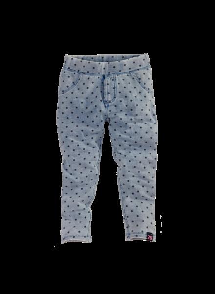Z8 Girls Legging Mandy Color: indigo/dots