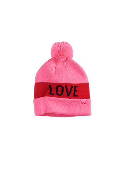 Z8 Girls Hat Fayah Color: popping pink