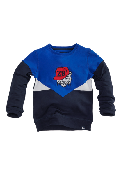 Z8 Boys Sweater Marco Color: midnight navy