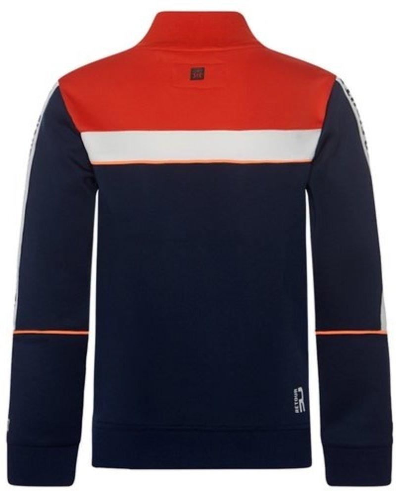 Retour Boys Sweater Michael Color: dark indigo blue