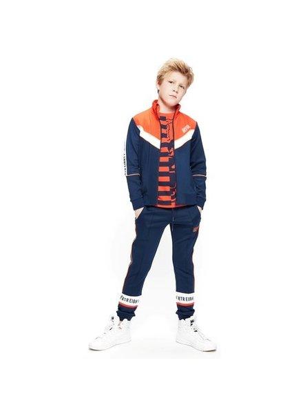 Retour Jeans Boys Sweatpants Jackson Color: indigo blue