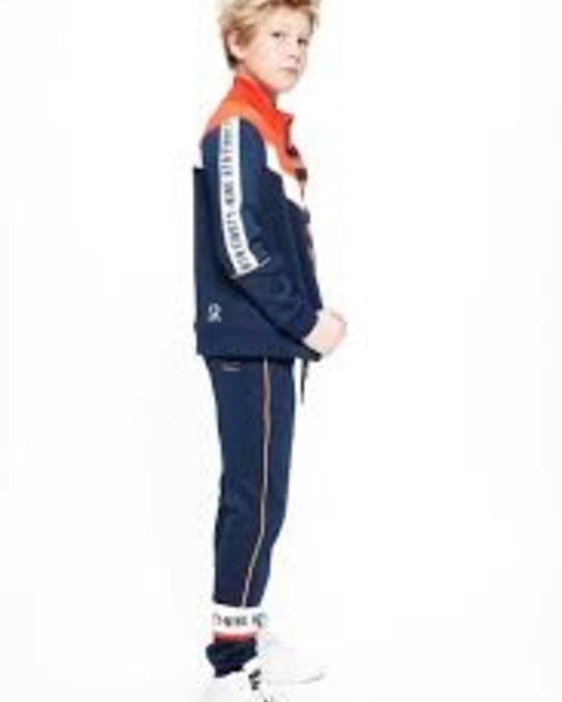 Retour Boys Sweatpants Jackson Color: indigo blue