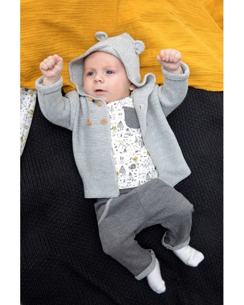 Feetje Baby Longsleeve Color: offwhite