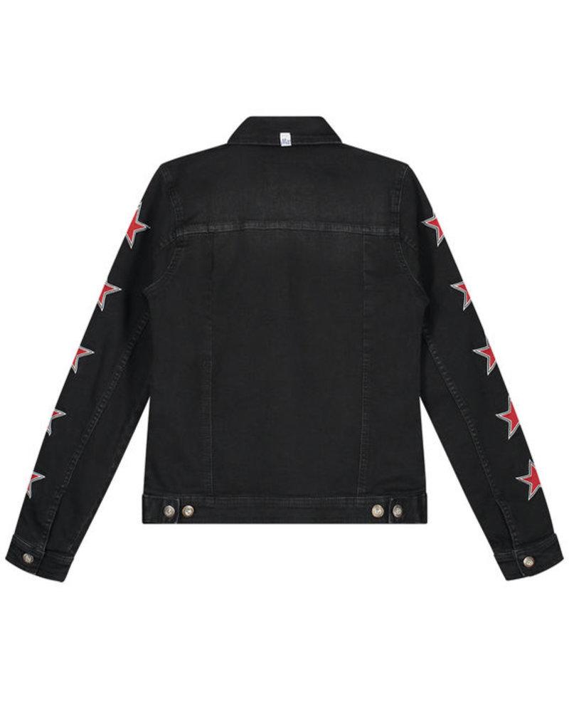 NIK & NIK Star denim jacket