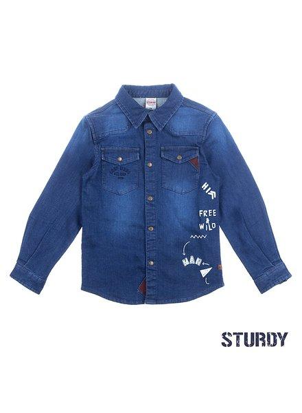 Sturdy Denim overhemd - Good Fellows