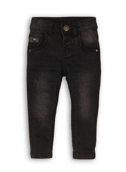 Koko Noko Jongens jeans zwart grijs