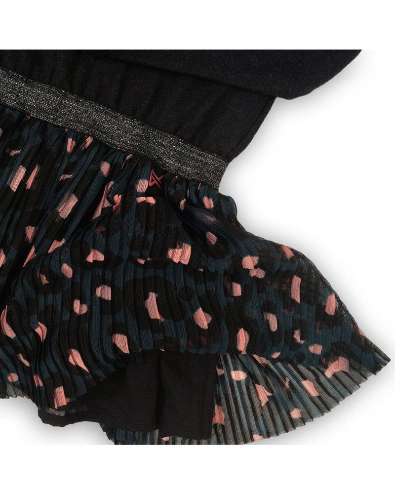 Koko Noko Meisjes jurk met tule rok