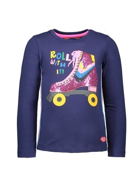 Kidz Art Girls shirt skate