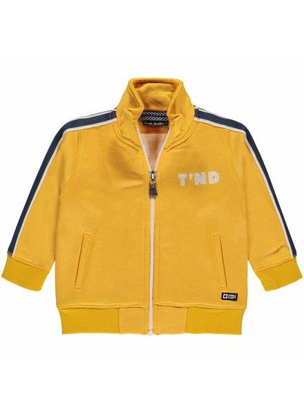 Tumble 'n Dry Boys Trainingsjack Senyo Color yellow ocre