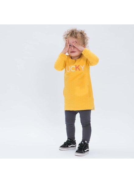 Tumble 'n Dry Girls dress Jea Color: yellow