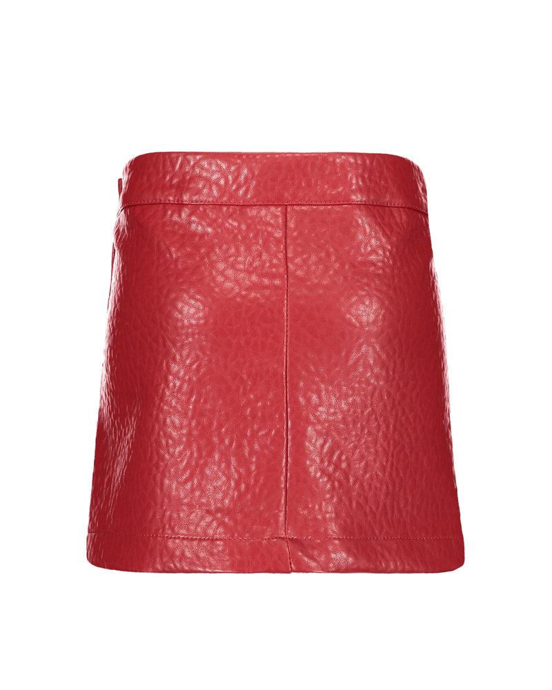 Like Flo Flo girls imi leather skirt