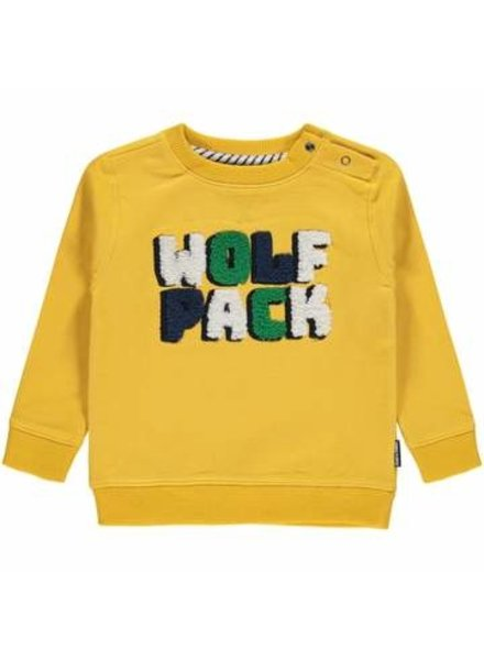 Tumble 'n Dry Boys Sweater Shay Color: yello ocre