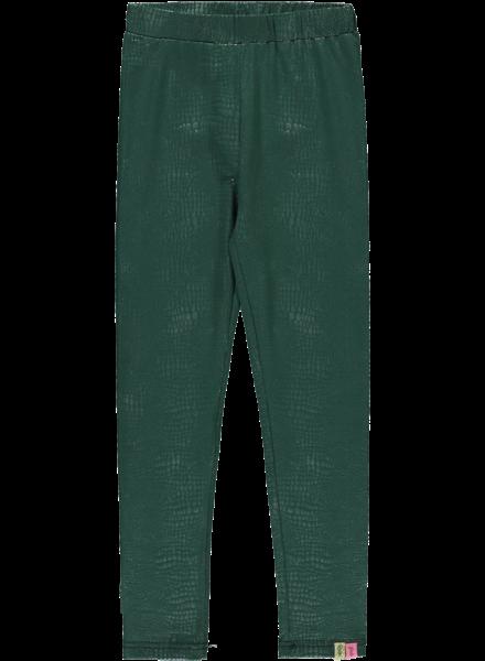 Quapi kidswear  Legging Timberly - bottle green