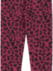 Quapi kidswear  Legging Tilou bordeaux leopard