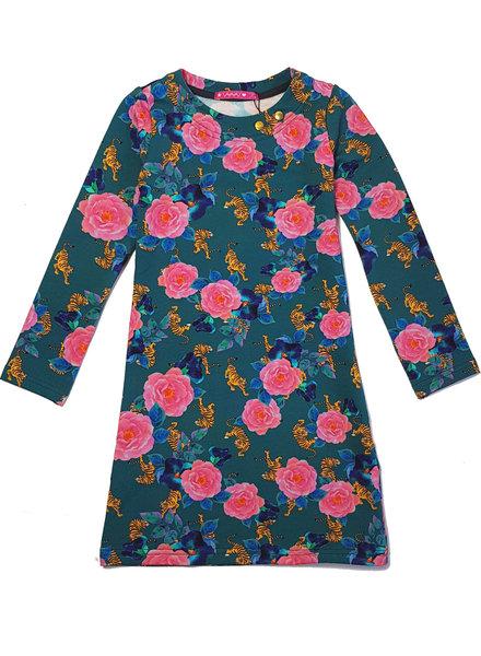 Waaaw Dress Basic Flowers