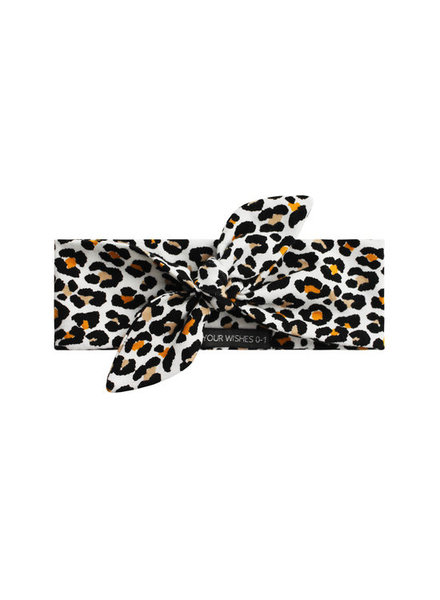 Your Wishes Leopard mango headband