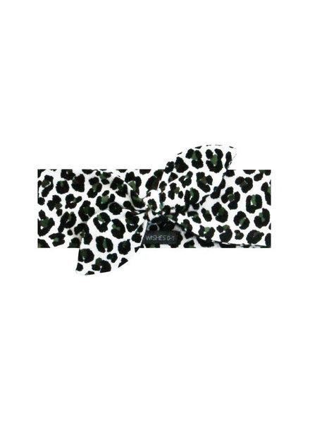 Your Wishes Leopard camo headband