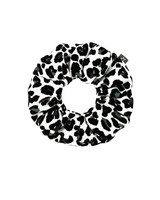Your Wishes Leopard camo scrunchie