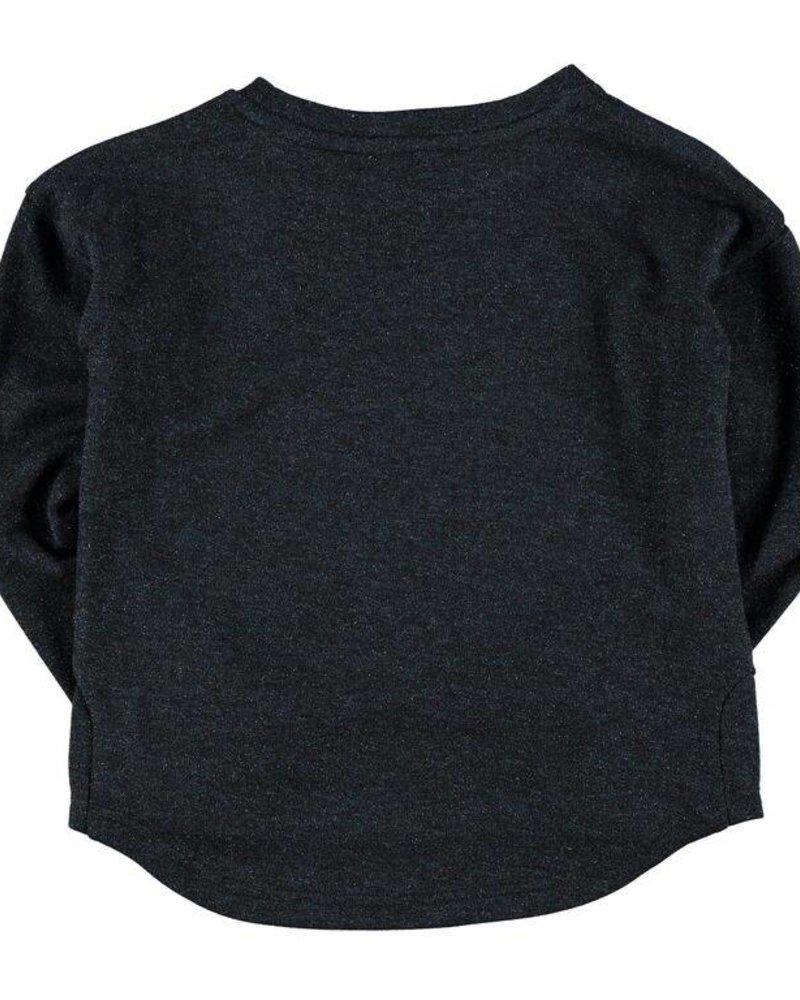 Molo shirt met glitters