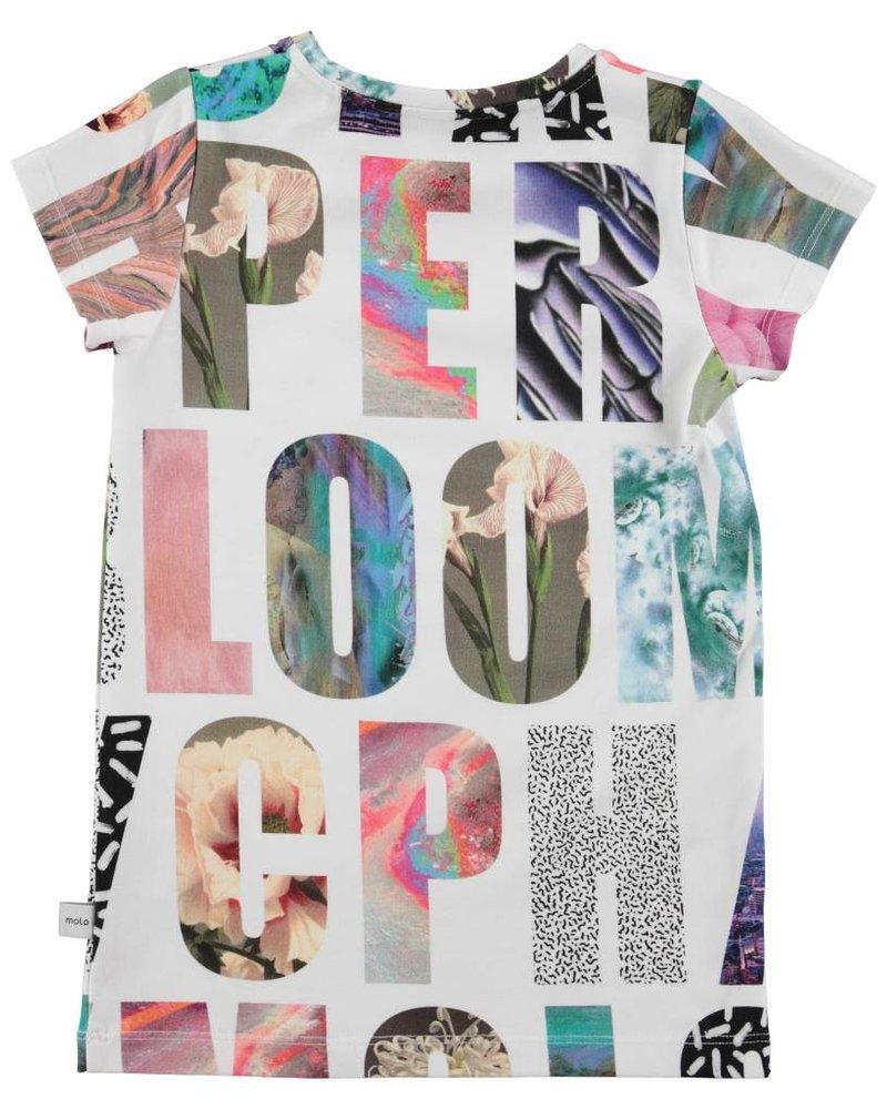 Molo kinderkleding Molo shirt 'Molo star'