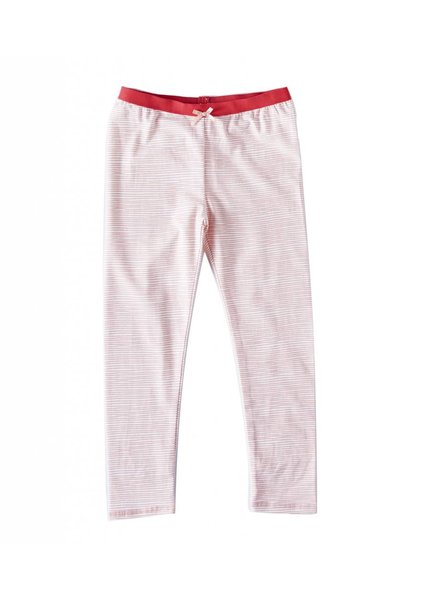 Little Label Legging light pink stripes