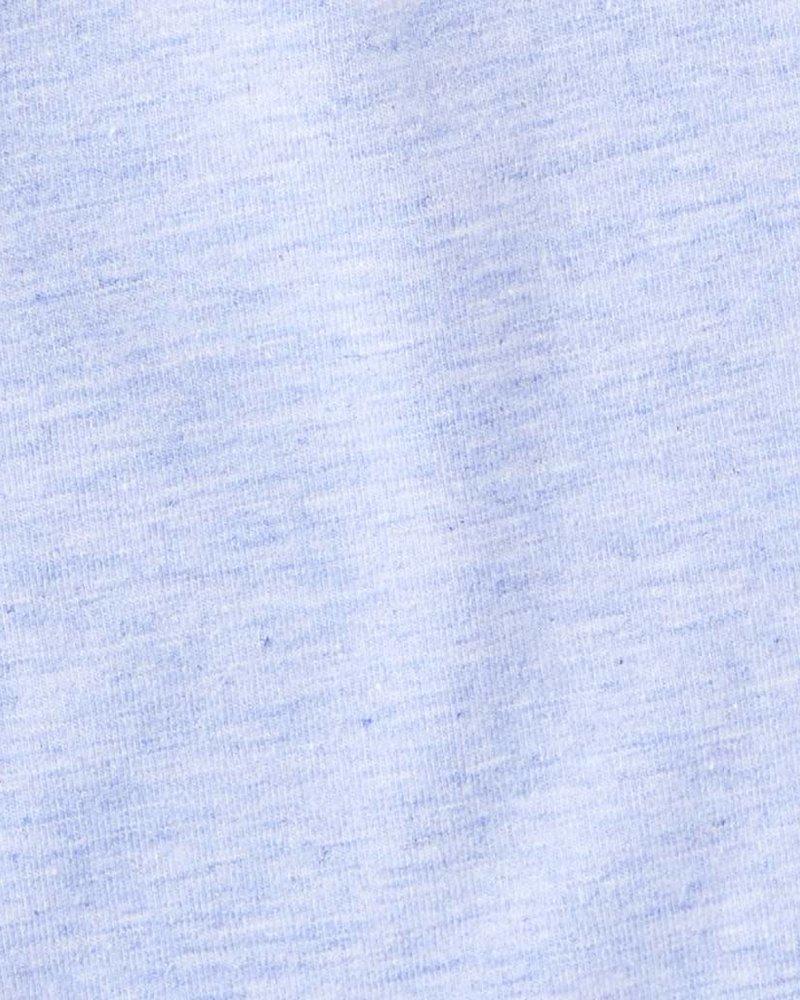 Legging light blue melee maat 98