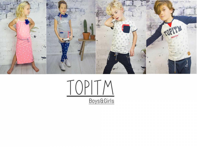 Nieuwe collectie Topitm