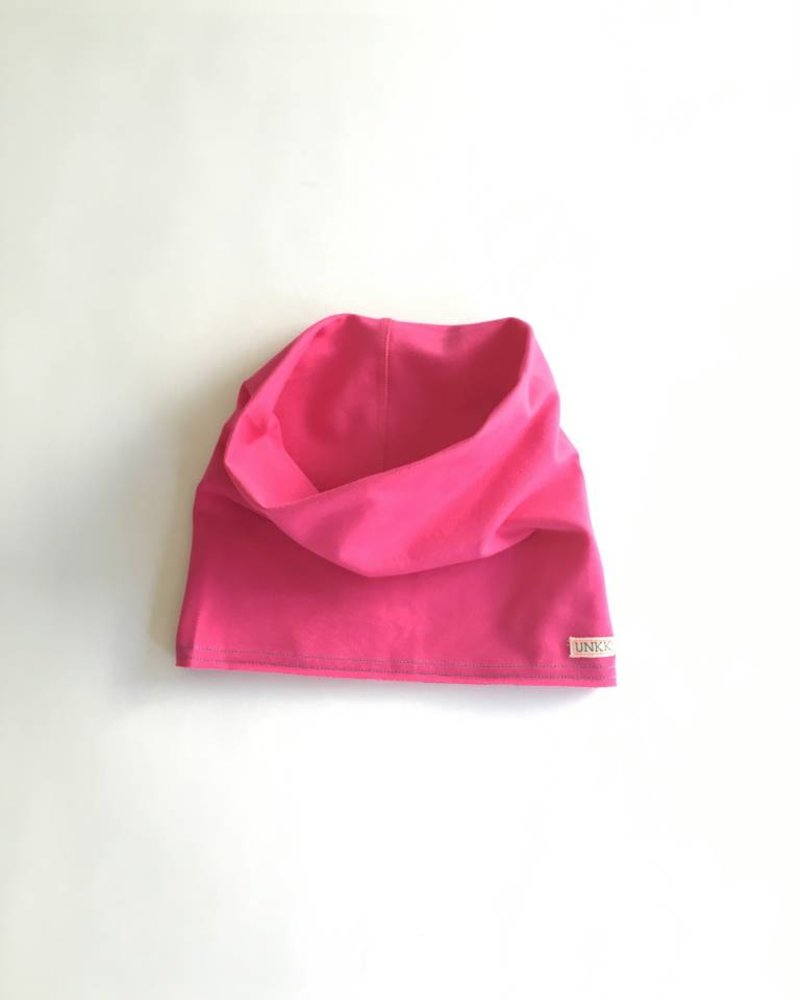 UNKK Col sweat Frank pink