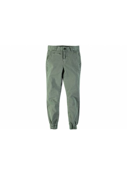 Bellaire Chino pants olive grey maat 122/128