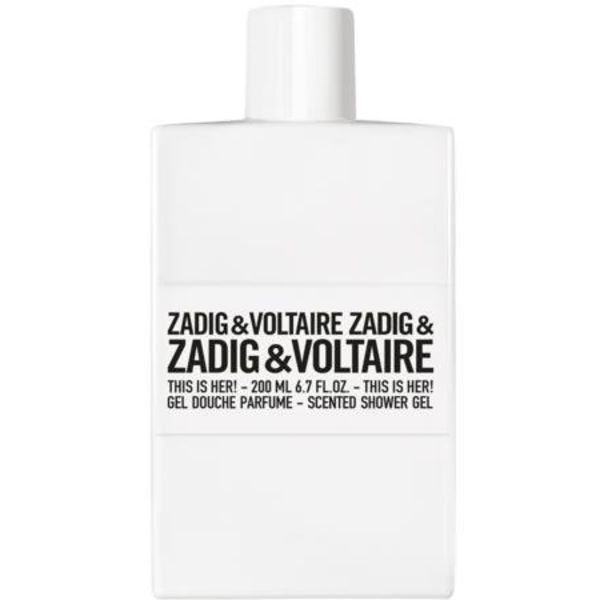 Zadig & Voltaire This Is Her Shower Gel