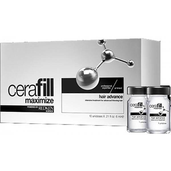Redken - Cerafill Hair Advance Aminexil 10 x 6 ml
