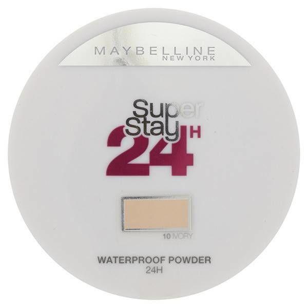 Maybelline Super Stay Powder 24H - 10 Ivory - Poeder