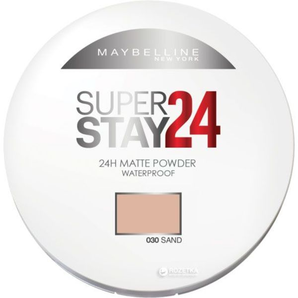 Maybelline SuperStay 24H Waterproof Powder Sand