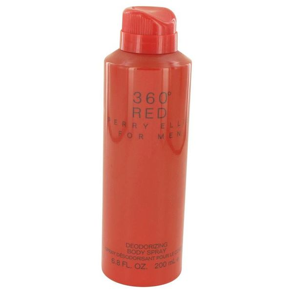 Perry Ellis 360 red Body Spray 200 ml
