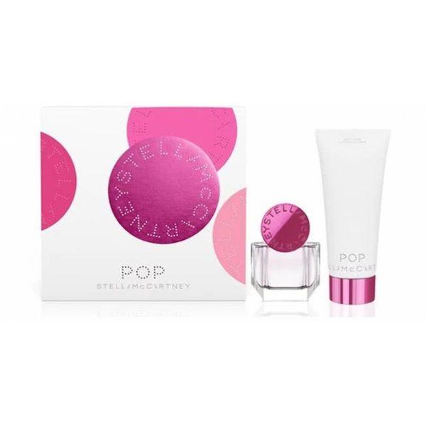 Stella Mccartney Pop Giftset edp spray 30ml/body lotion 100ml