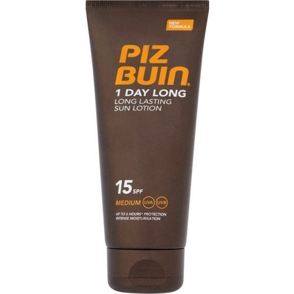 Piz Buin 1 Day Long Lotion Spf15 100 ml
